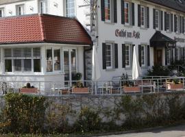 Hotel-Gasthof zum Rössle, Fürstenberg (Geisingen yakınında)