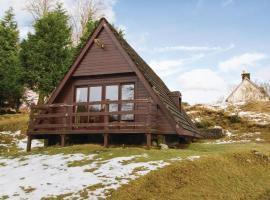 Glengarry Lodges, Инвергарри (рядом с городом Letterfinlay)