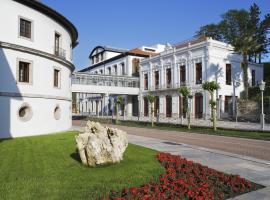 Gran Hotel Las Caldas Villa Termal, Лас-Кальдас (рядом с городом Villar)