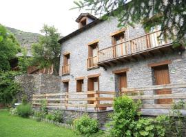 Casa Rural L'Hort Del Metge, Lladrós (рядом с городом Lladorre)