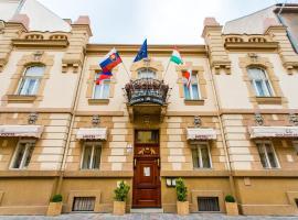 Golden Royal Boutique Hotel & Spa, Košice