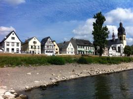 Ferienwohnung Rheinblick Koblenz, Koblenz (Urbar-Mayen-Koblenz yakınında)