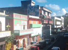 Studio San Juan, San Juan