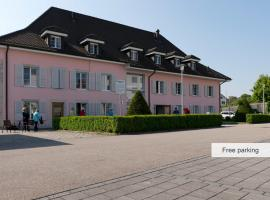 Hotel Bären, Solothurn (Luterbach yakınında)