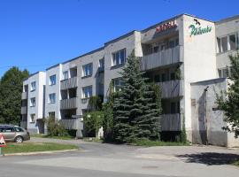 Hotell Pääsuke, Jõhvi (Puru yakınında)