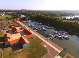 Le Port de Decize, Десиз (рядом с городом Thianges)
