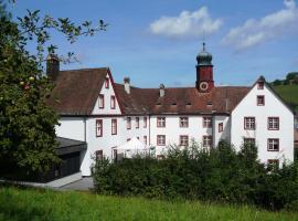 Propstei Wislikofen, Wislikofen (Hohentengen yakınında)