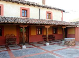 Casa del Recaudador, Quintanilla de Onsoña (Santervás de la Vega yakınında)