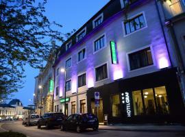 Hotel-Gasthof Graf, Sankt Pölten (Karlstetten yakınında)