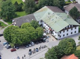 Hotel Alter Wirt, Weyarn (Mitterdarching yakınında)