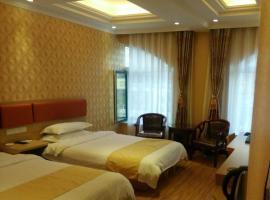 Yipincheng Hotel, Harqin Left Wing (Dachengzi yakınında)