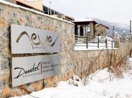 Domotel Neve Mountain Resort & Spa, Палайос-Агиос-Атана