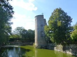 Chateau Zastava, La Borde (рядом с городом Fontains)