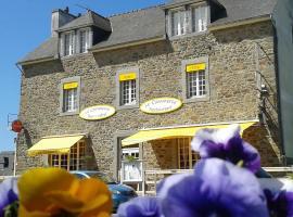 Hotel Restaurant Du Commerce, Ла-Гуэньер (рядом с городом Saint-Père)