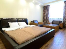 Apartment with two Bedroom on Bazhana 8b