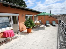 Hotel Pension Weinberg mit Landhaus Nizza, Gleisweiler (Dernbach yakınında)