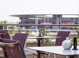 Novotel Paris Saint Denis Stade Basilique