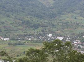 Modoinding Lodge, Modoinding (рядом с городом Kotamobagu)