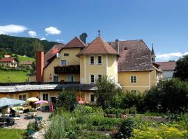 Landhotel Hubinger, Thörl