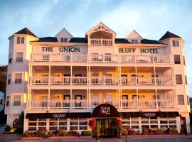 Union Bluff Hotel 3 Star York Beach