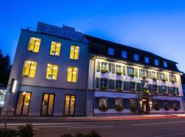 Engel Swiss Quality Hotel, Liestal