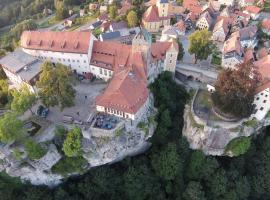 Burg Hohnstein, Hohnstein