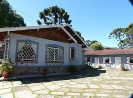 Pousada Villa Agi, Campos do Jordão (Emílio Ribas yakınında)