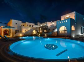 Hotel Francesca, Agios Prokopios