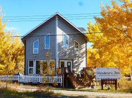 Wanderer's Inn Backpackers Hostel, Haines Junction (Beloud Post yakınında)
