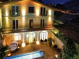 Villa Maggie, Malgrate