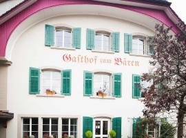 Hotel Bären, Rupperswil (Hunzenschwil yakınında)