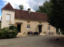 Le Moulin Des Fumades, Payrignac (рядом с городом Гурдон)