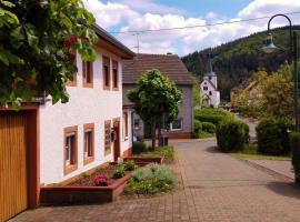Vakantiehuis in de Vulkaaneifel, Wallenborn (Niederstadtfeld yakınında)