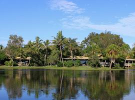 Sanctuary Lakes Fauna Retreat, Hervey Bay