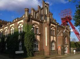 Alte Lohnhalle Kultur- und Tagungshotel