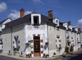 Les Glycines, Plaimpied-Givaudins (рядом с городом Farges-en-Septaine)
