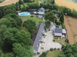 La Metairie & Cottages, Camors (рядом с городом Pluvigner)