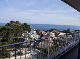 Beach apartment Ivan's, Montgat