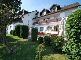 Hotel Gasthof Waldeck, Oberthulba (Waldfenster yakınında)