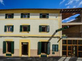 Embat - alberg juvenil, Montuiri