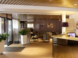 Inter-Hotel Evreux de L'Orme, Эврё (рядом с городом Normanville)