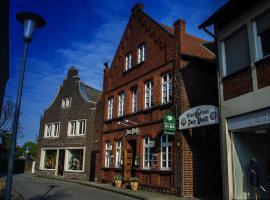 Hotel Gasthof Zur Post, Albersloh (Rinkerode yakınında)