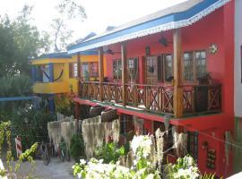 Idlers' Rest Beach Hotel, Black River (Santa Cruz yakınında)