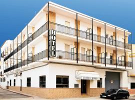 Hotel Borja, Эль-Пуч (рядом с городом Плайя-Побла-де-Фарналз)