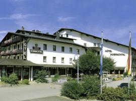 Flair Hotel Dobrachtal, Kulmbach (Mainleus yakınında)