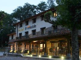 Hotel Errekalde, Lezo (Near Rentería)
