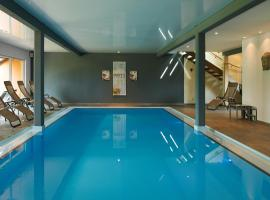 Hotel Spa et Restaurant Au Chasseur, Birkenwald (рядом с городом Мармутье)