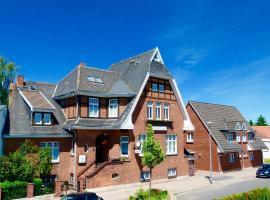 Hotel & Pension Villa Camenz, Güstrow (Lüssow yakınında)