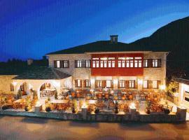 Hotel Drakolimni, Tsepelovo