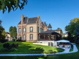 Le Clos - Relais & Chateaux, Verneuil d'Avre et d'Iton